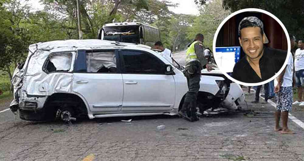 Murió Martín Elías tras grave accidente de tránsito