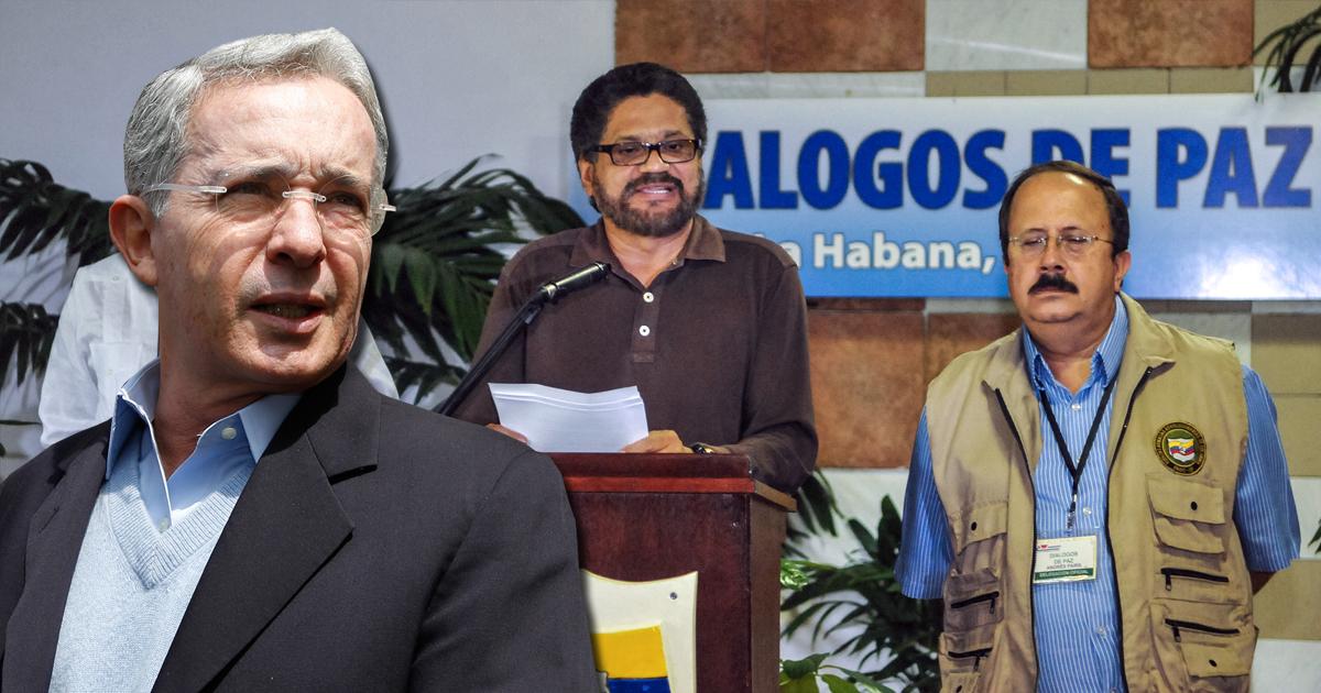 Los archivos secretos de Uribe con las FARC