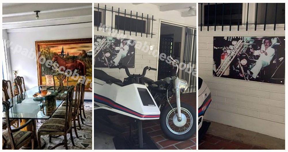 La Intimidad Del Capo Así Era El Museo En Honor A Pablo Escobar Que Sellaron En Medellín
