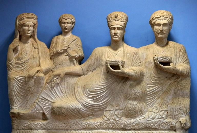 medios de comunicación suspender visión  Palmira, la perla del desierto