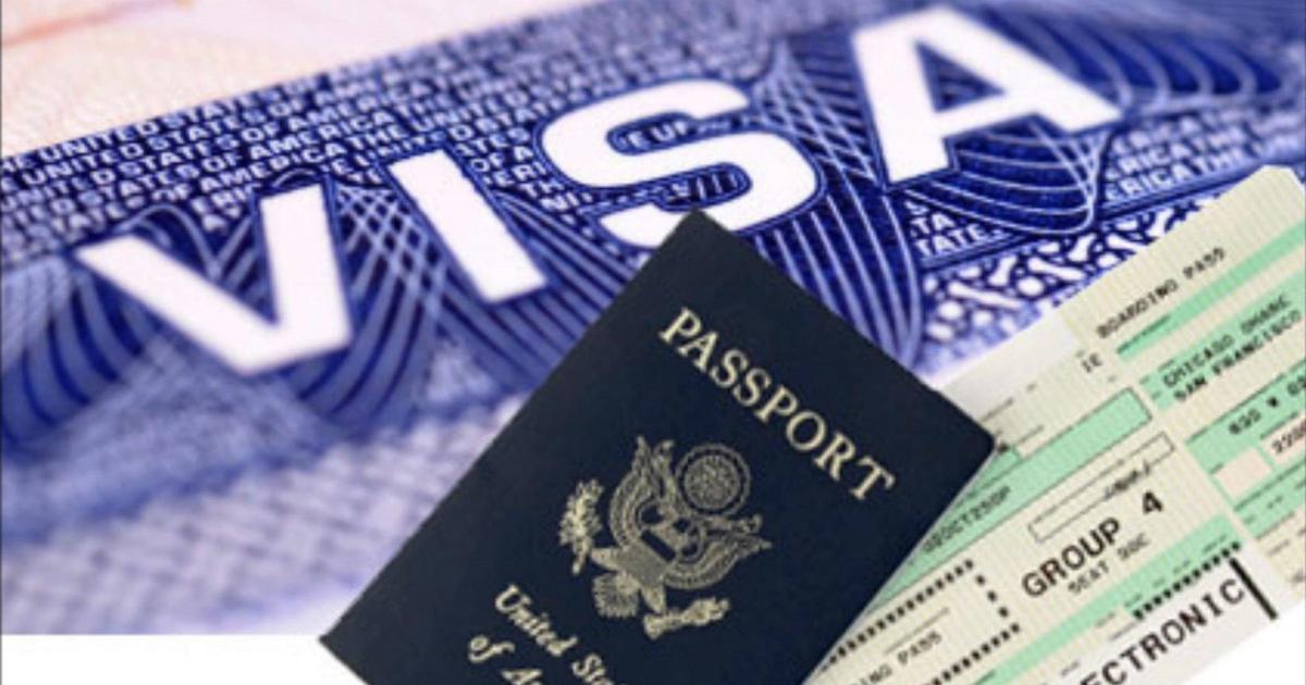 Venezuela quedó excluida del programa de loterías de visas de EE. UU. 2023