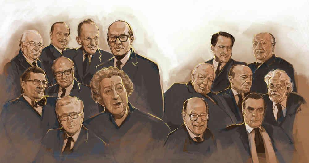 Quiénes fueron los protagonistas políticos del siglo XX