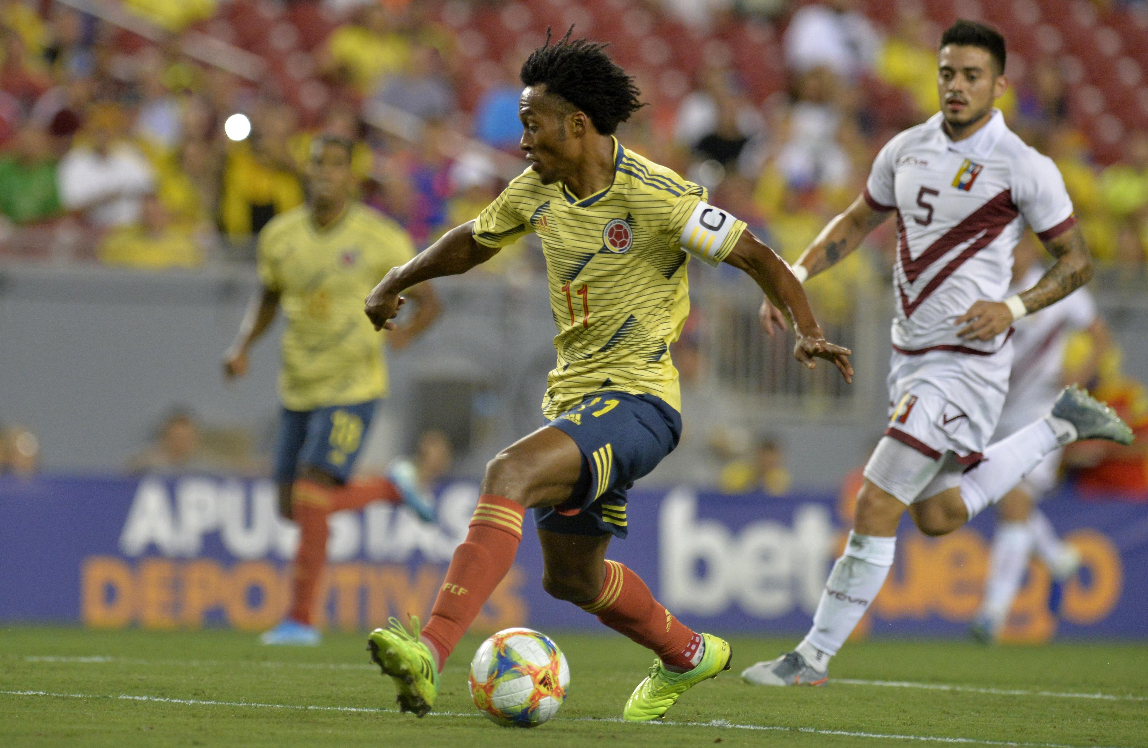 Colombia vs. Venezuela: estadísticas y cifras de los encuentros entre las dos selecciones