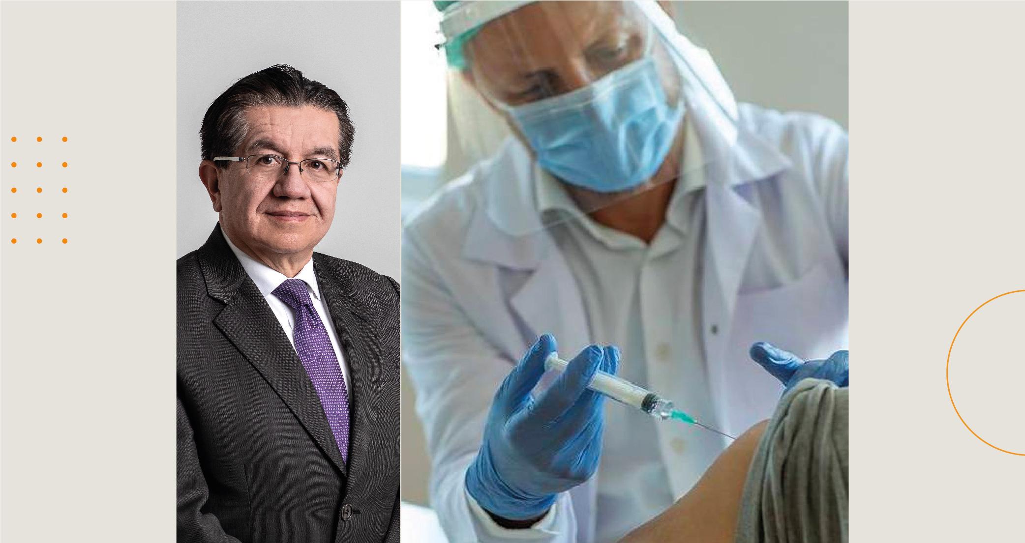 Panel Ministro de Salud