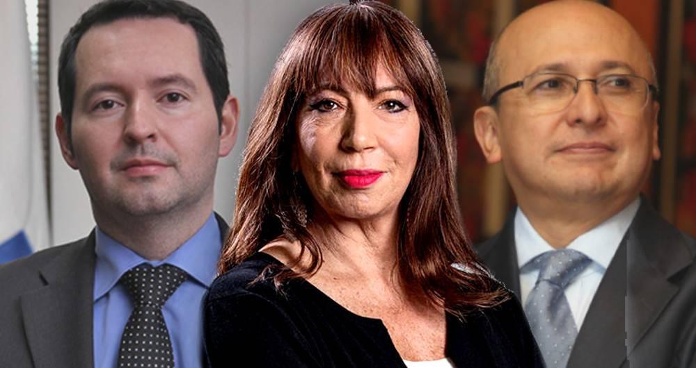 Eduardo Montealegre habla de su denuncia contra Uribe con María Jimena Duzán