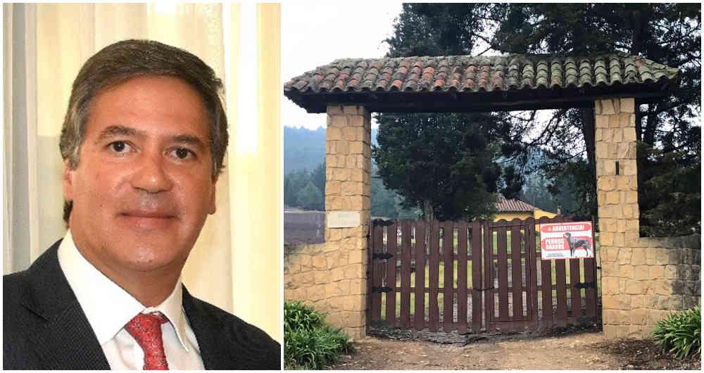 Exclusivo: el exembajador Fernando Sanclemente responde de quién son los  laboratorios de coca hallados en su finca