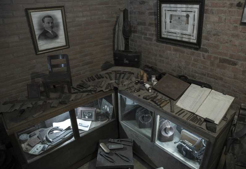 El desconocido museo del barrio Restrepo