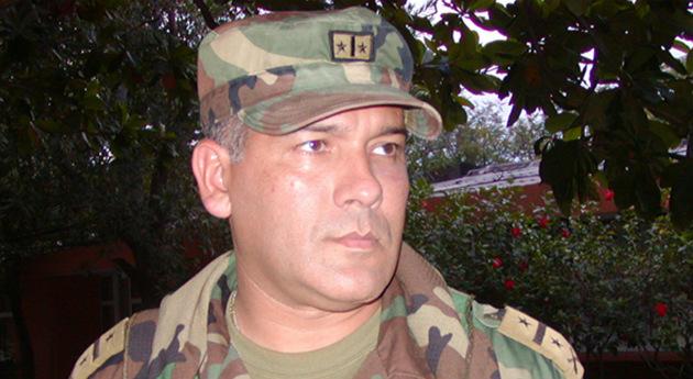 La dura condena al coronel Hernán Mejía