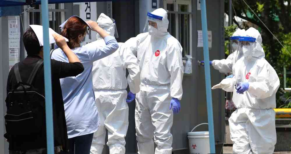 Vuelven las restricciones en Corea del Sur por nuevo brote de coronavirus
