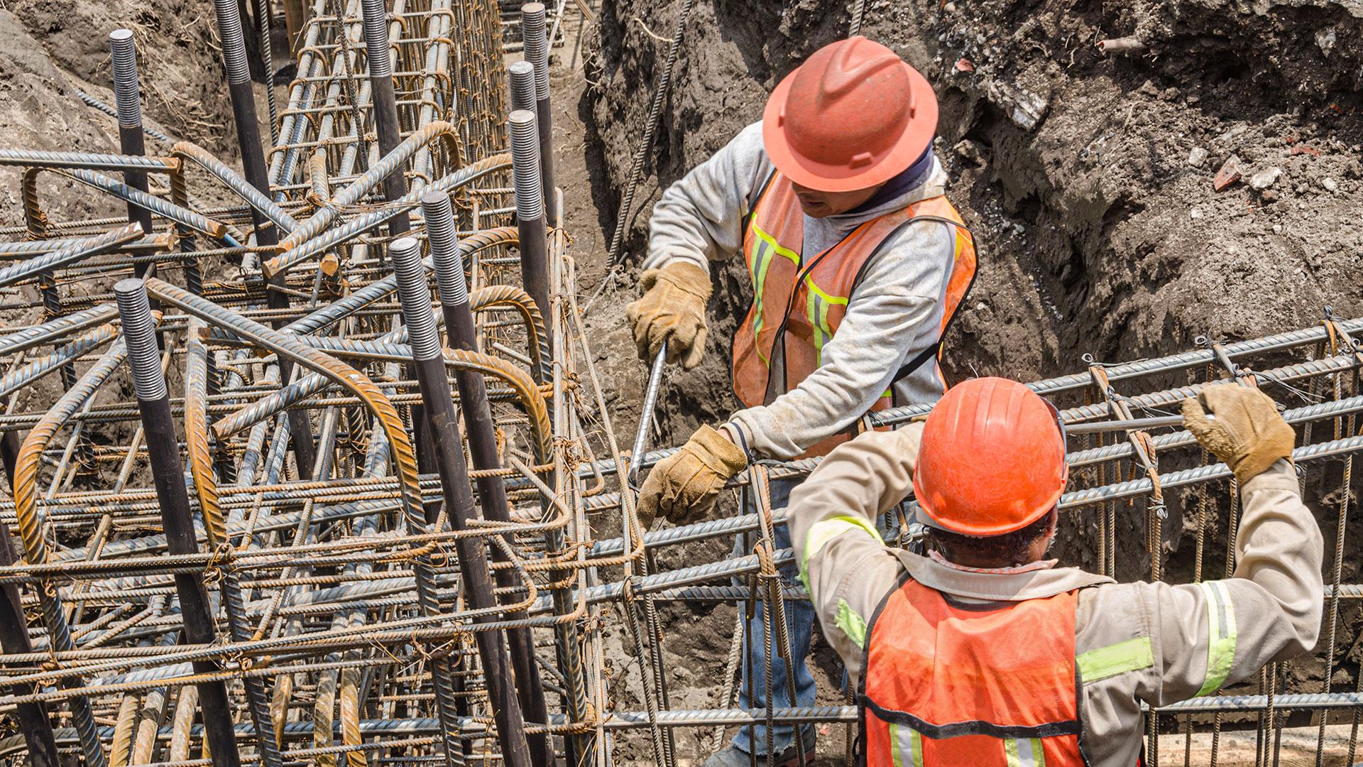 La construcción continúa siendo la gran punta de lanza en la reactivación económica