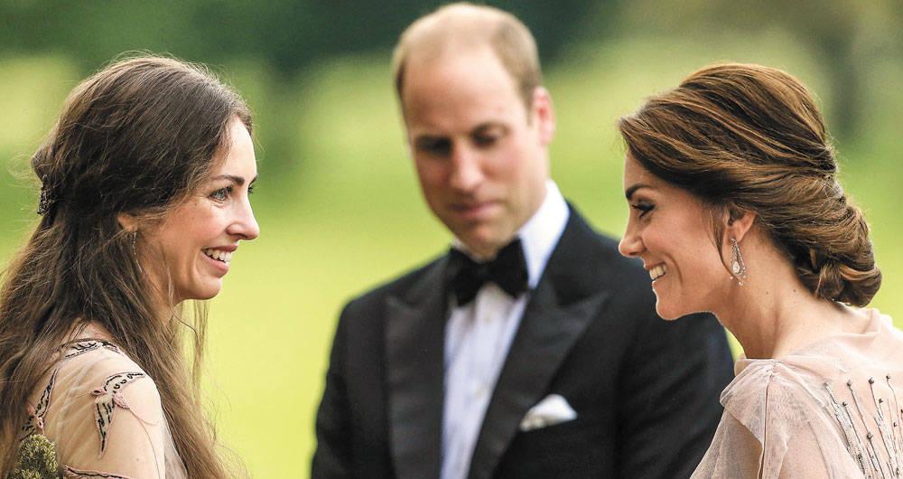El Príncipe William Habría Engañado A Kate Middleton Con Su Mejor Amiga