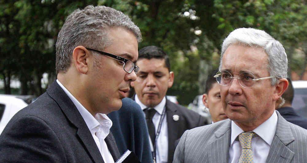 Duque y Uribe, 50 días de desencuentros
