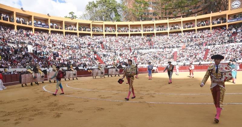Resultado de imagen de Plaza de toros Santa María