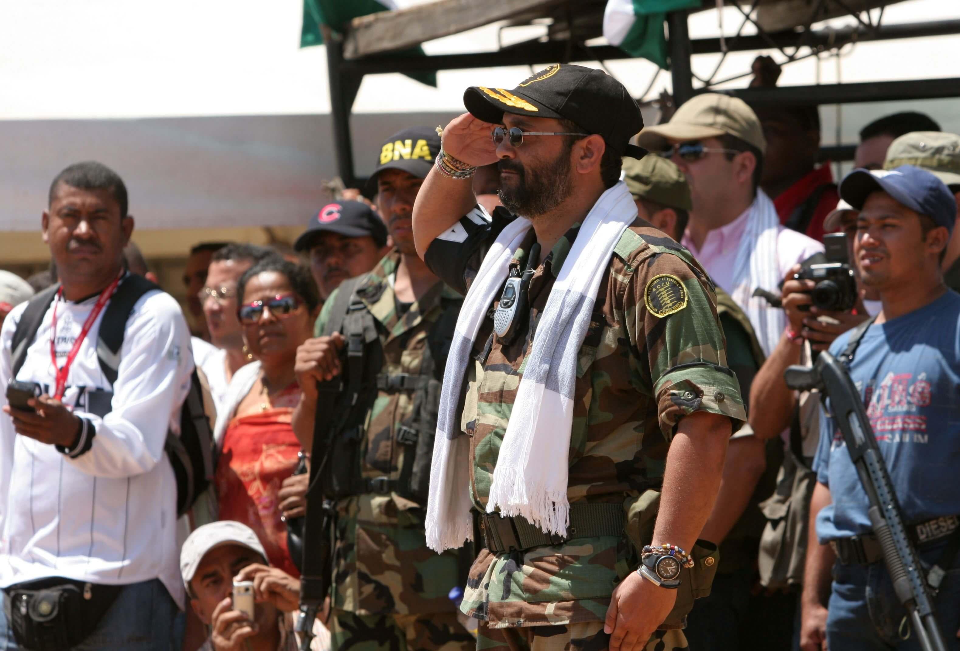 Quién es Jorge 40, el exjefe paramilitar que regresó a Colombia?