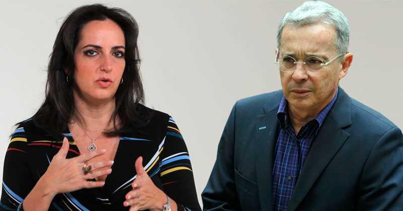 El freno de Uribe a María Fernanda Cabal