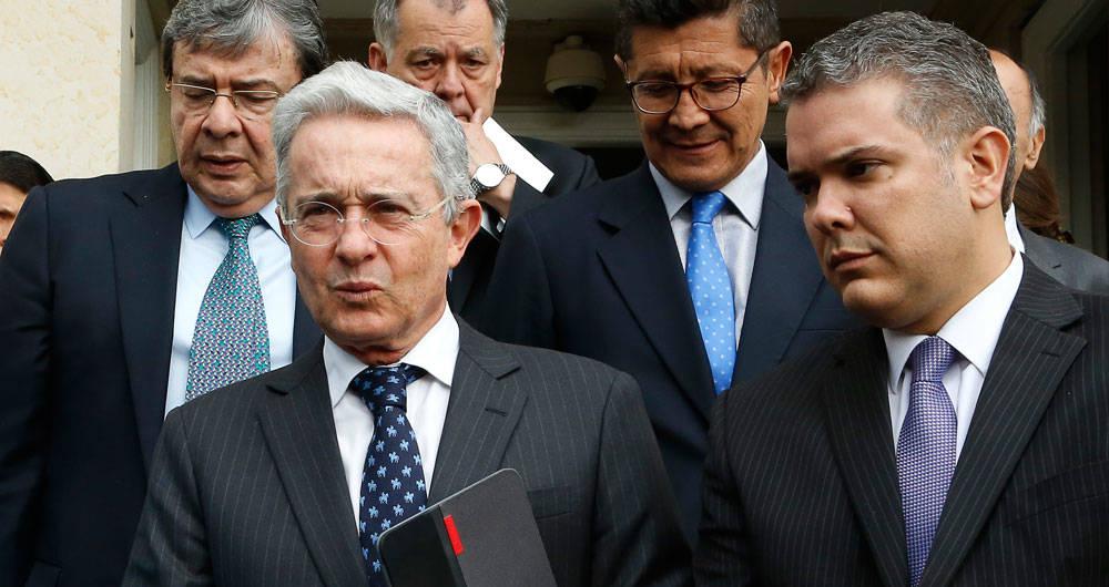 Uribe detenido: la encrucijada en el alma que ahora tiene Duque