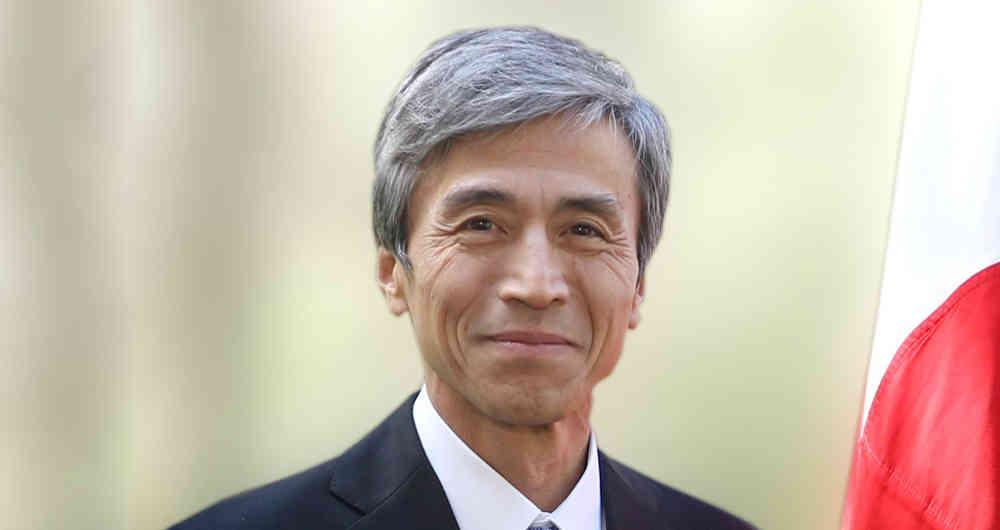 Resultado de imagen de Embajador de Japón en Bogota