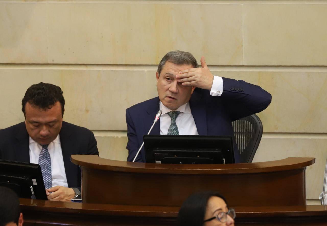 Las seis acciones más polémicas de Ernesto Macías como presidente del Senado