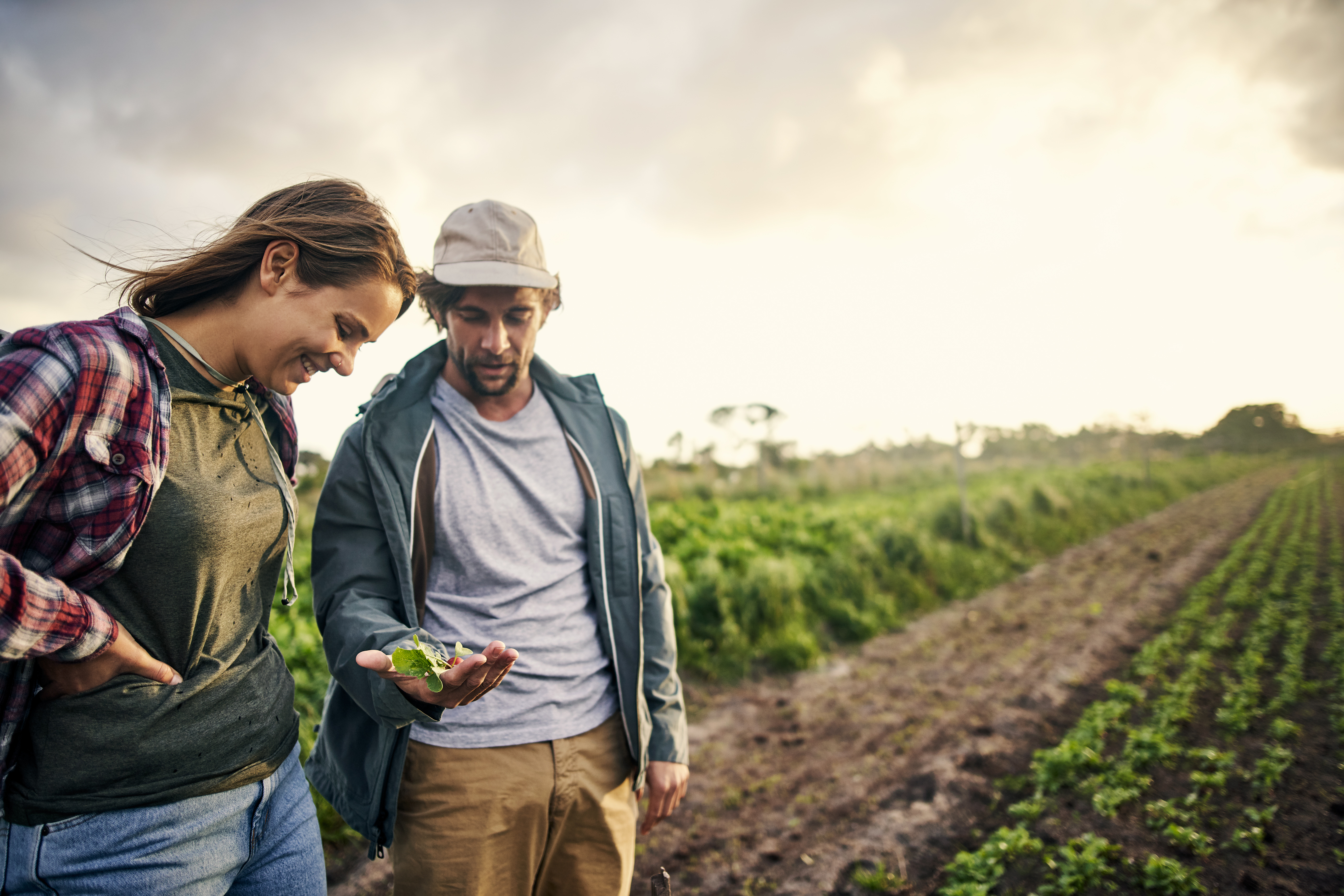 La nutrición sostenible podría salvar al planeta