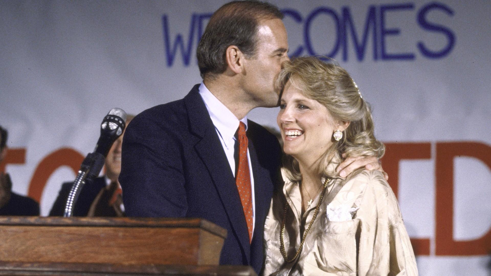 Perfil de Jill Biden, la nueva primera dama de EE. UU.