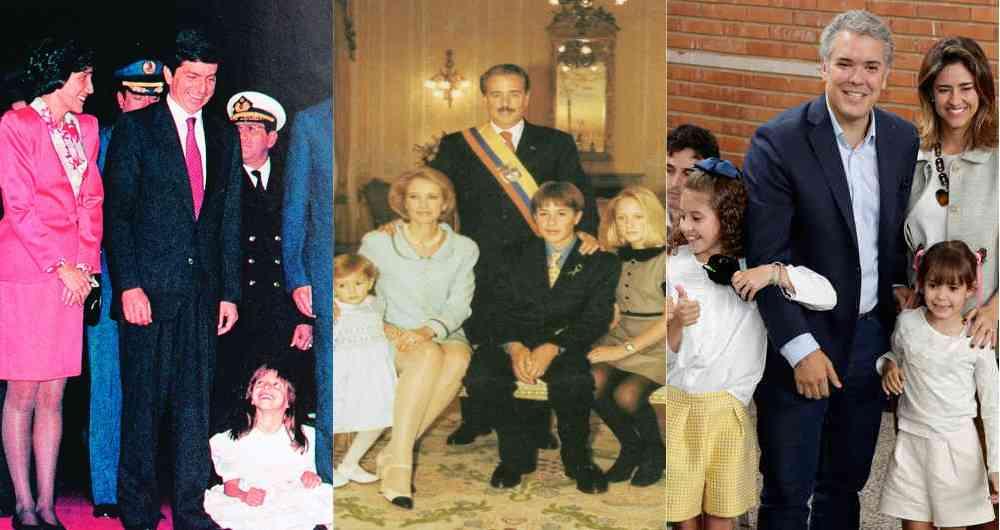 Con Luciana, Matías y Eloisa los niños regresan a la Casa de Nariño