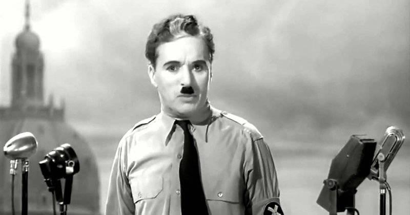 La vez que Chaplin decidió hablar para rechazar la guerra