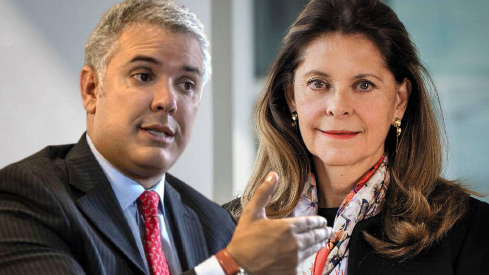 Qué piensa el presidente Duque sobre posible candidatura de Marta Lucía  Ramírez?