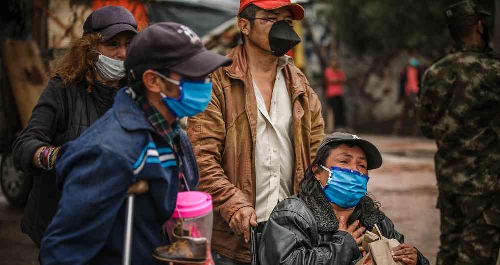 Pobreza extrema subiría en Colombia al 14,3% en 2020, según Cepal