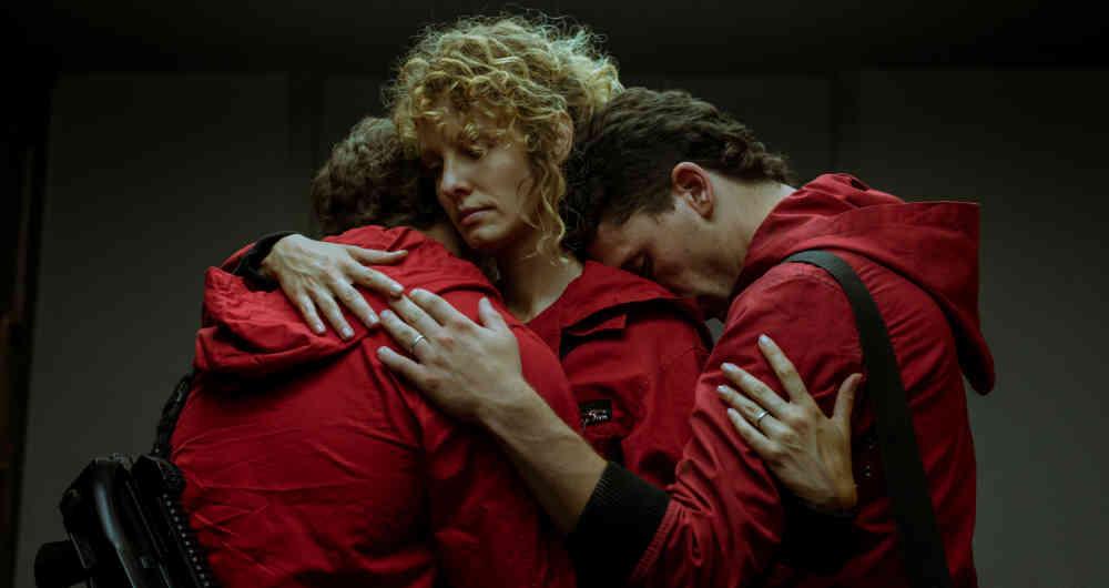 Siete Interrogantes Que Debe Responder La Temporada 4 De La Casa De Papel