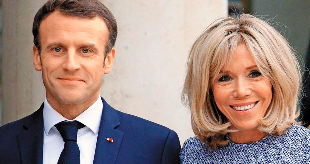 La Historia De Amor De Emmanuel Macron Y Brigitte Macron