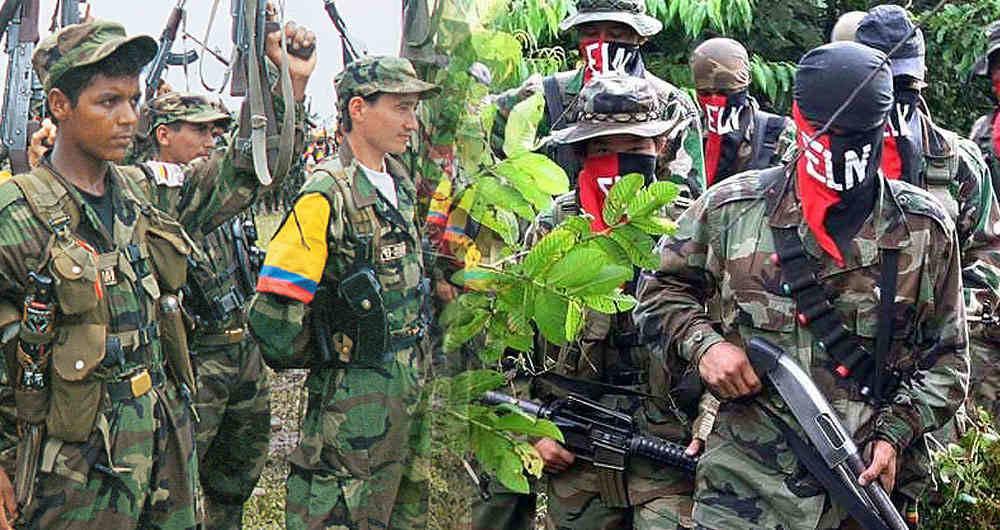 Preocupante aumento de la presencia del ELN y disidentes de las FARC en Venezuela