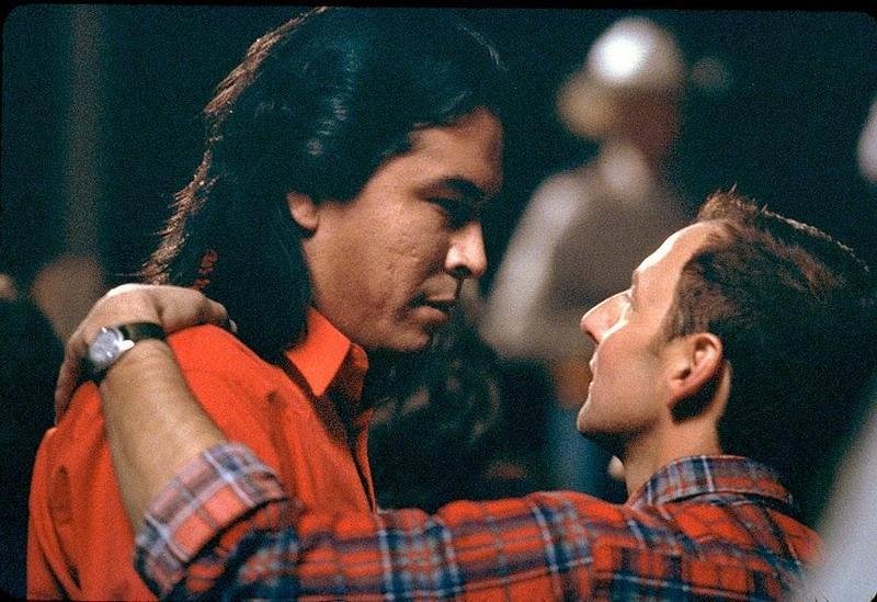 The B List Rainbows And Sequins Positively Delightful Lgbtq Stories Shaw Local Eric schweig was born on june 19, 1967 in inuvik, northwest territories, canada as ray dean thrasher. positively delightful lgbtq stories