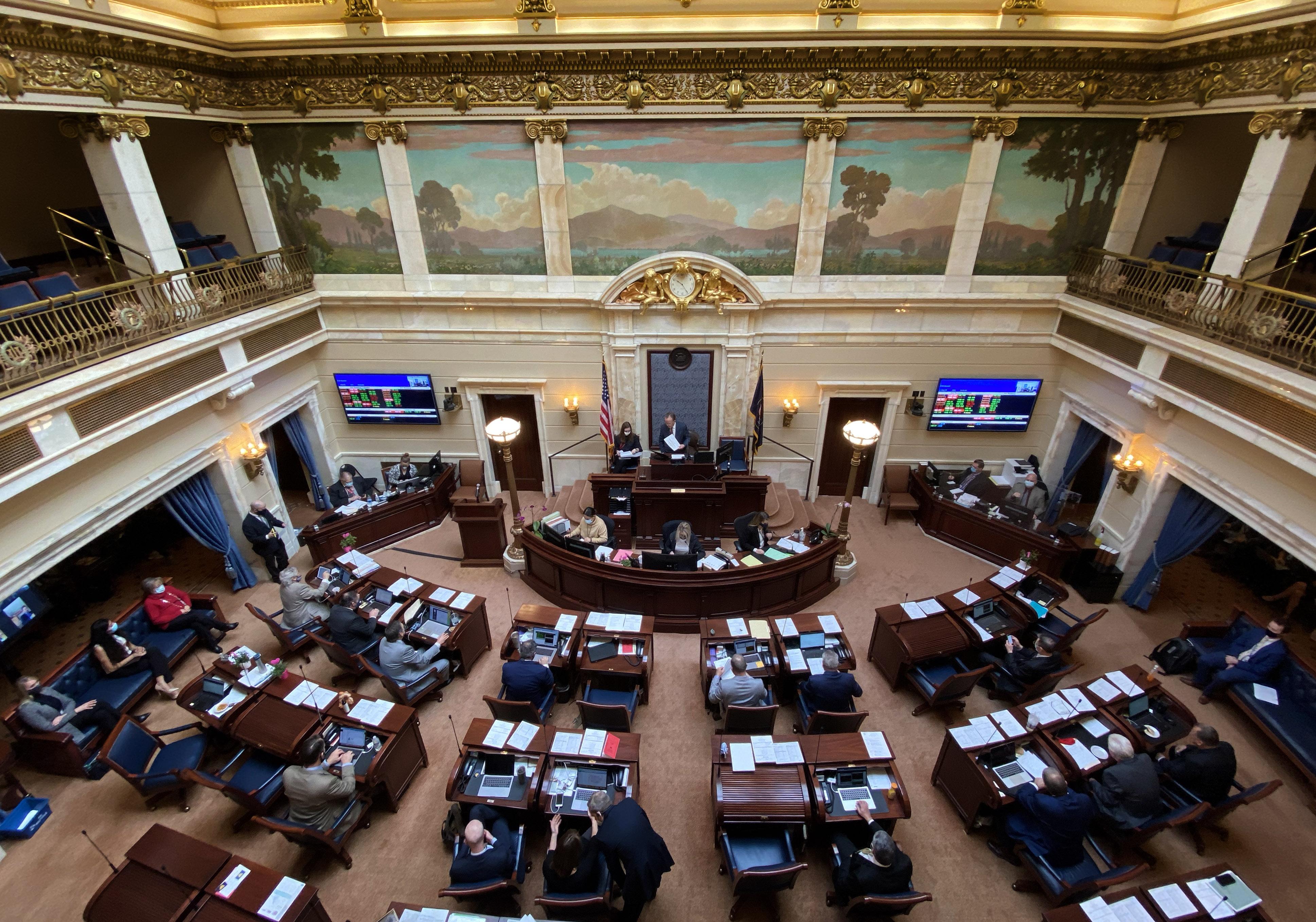 sltrib.com - Bill barring transgender girls from female K-12 sports to be heard in Senate committee