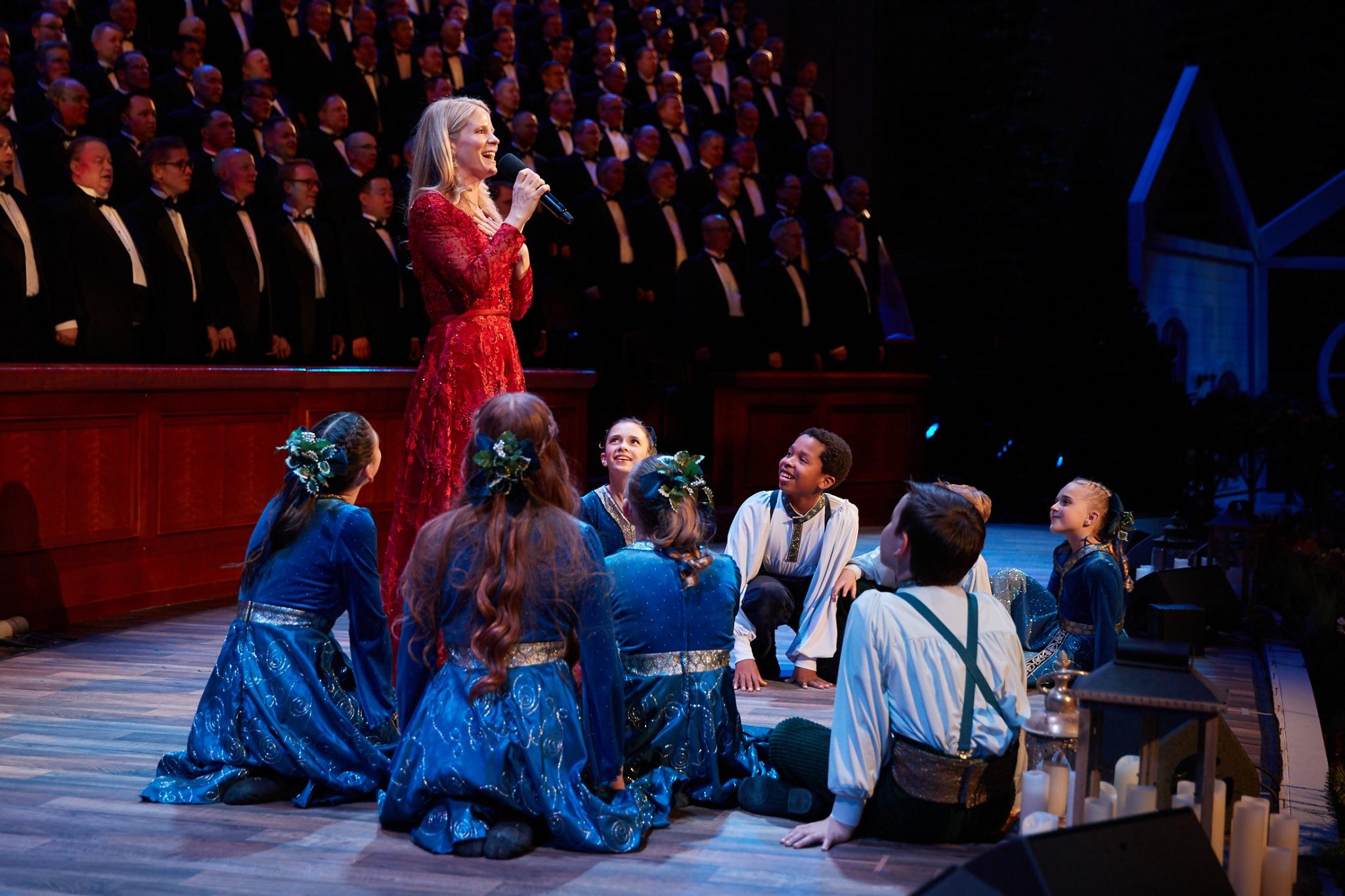 2021 Mormon Tabernacle Choir Christmas Concert Tabernacle Choir S Christmas Concert Canceled Because Of The Coronavirus