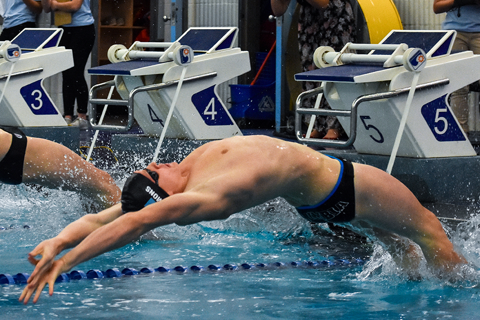We've got to be a lot faster': Men's swimming places fifth at Big Al Invite  - Columbia Daily Spectator