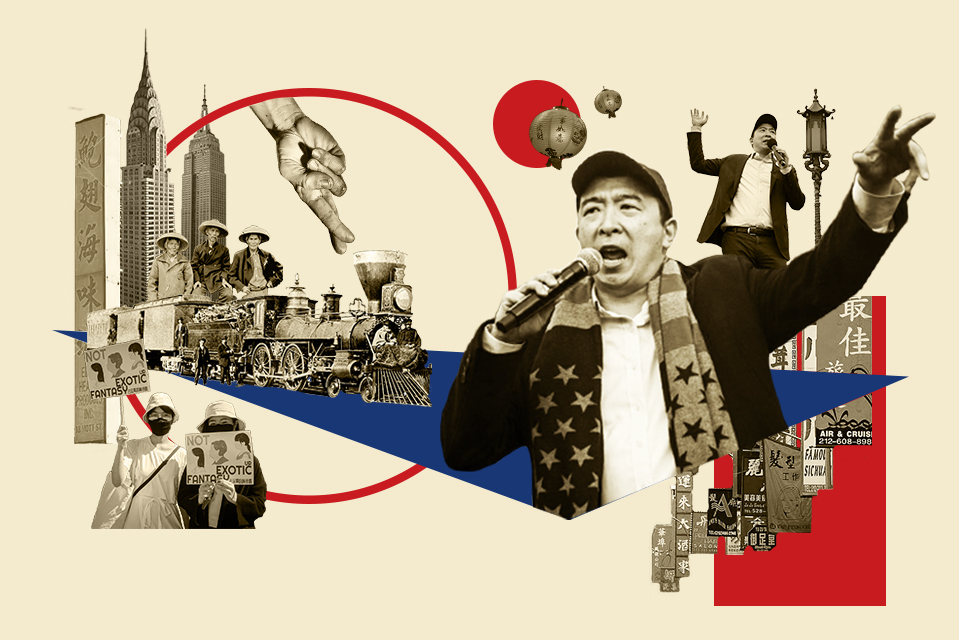 www.columbiaspectator.com: Andrew Yang's mayoral run is the cure for the model minority myth