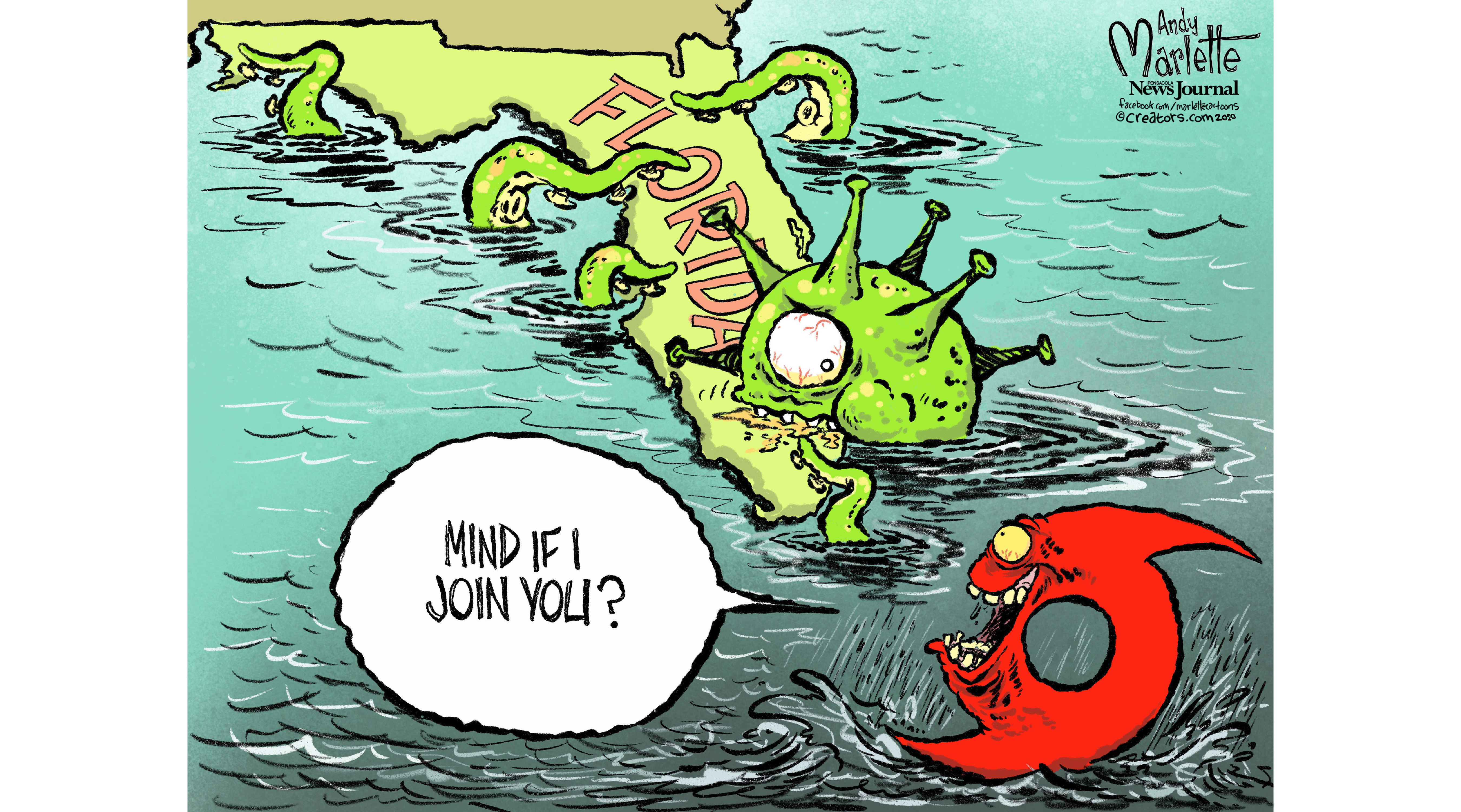 [Andy Marlette -- Pensacola News Journal]