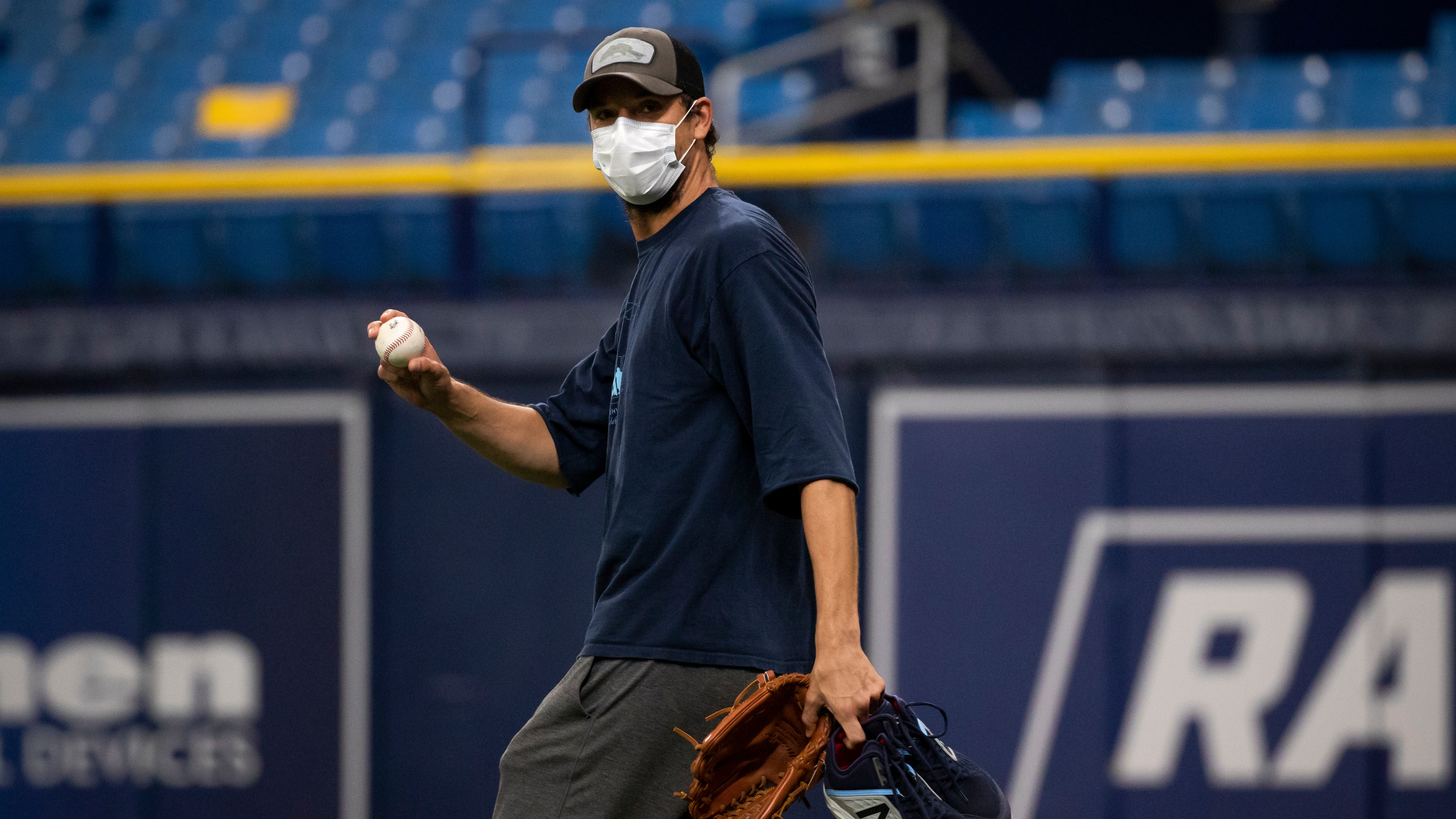 for rays charlie morton opening day start is an honor a shame and more tampa bay times
