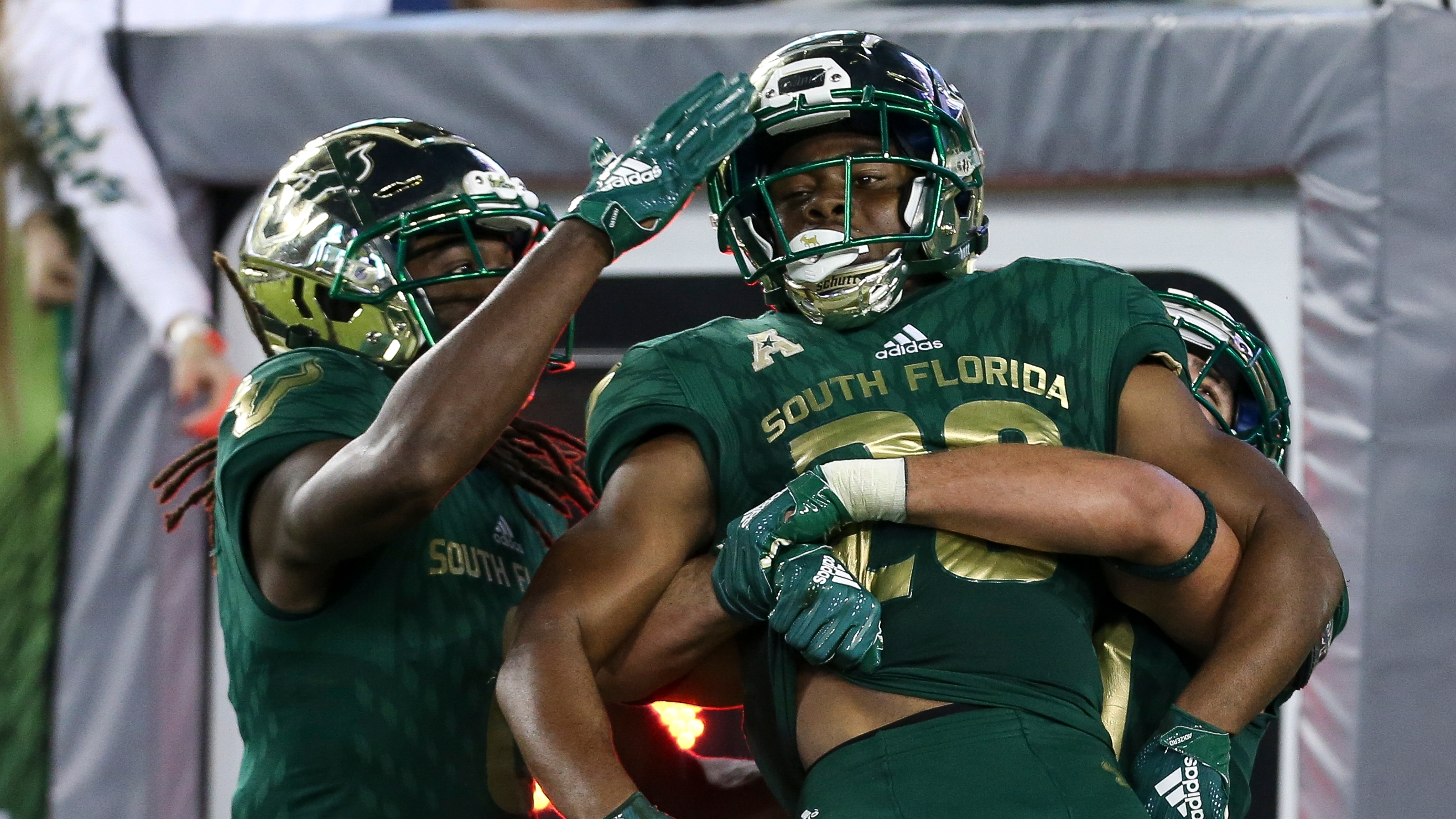 Previewing USF-Cincinnati, why FSU football could snowball, can Jimbo Fisher finally beat Nick Saban and more from college football Week 5