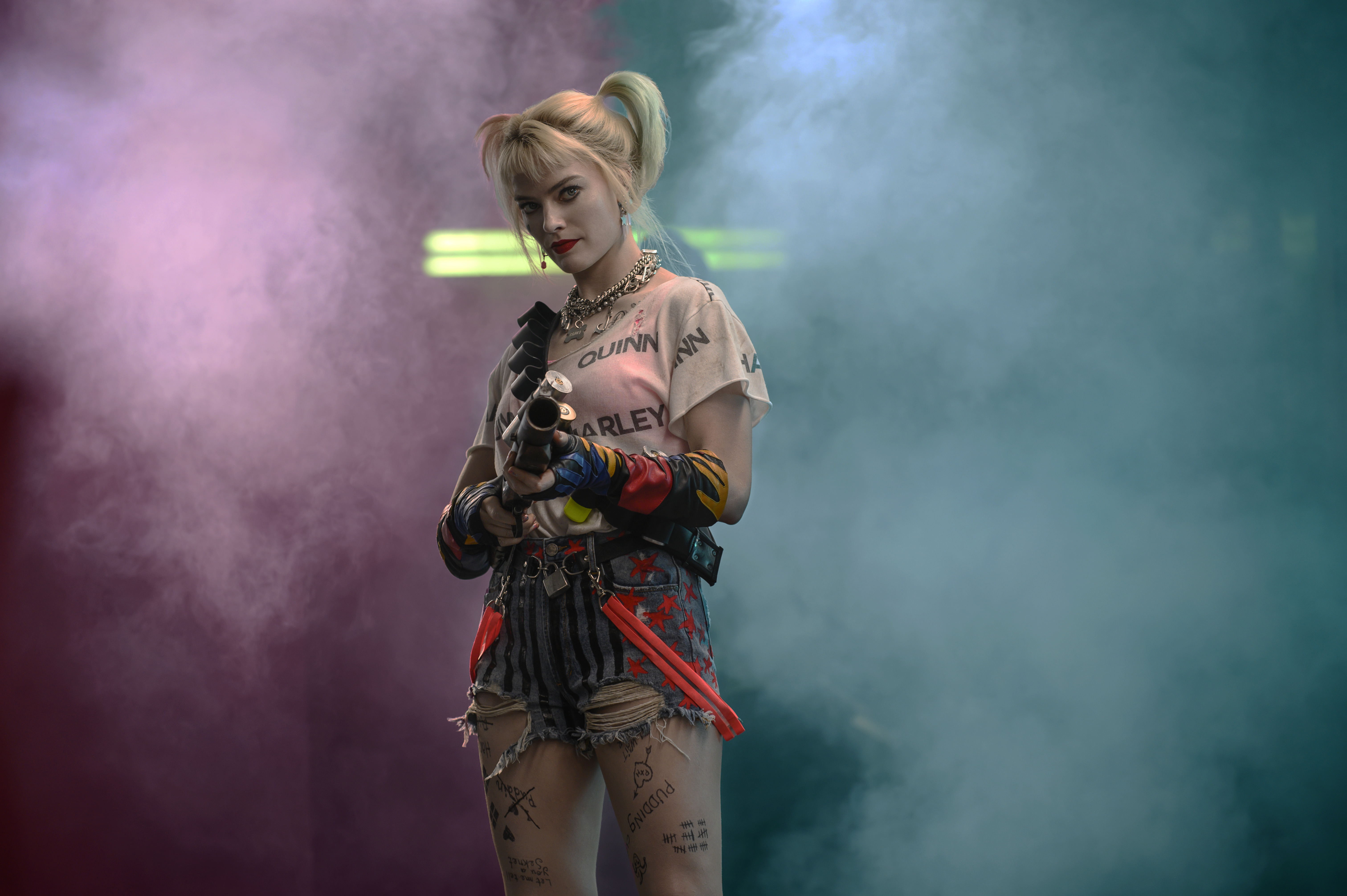This Harley Quinn Doesn T Need The Joker Just Ask Her Clearwater Creators