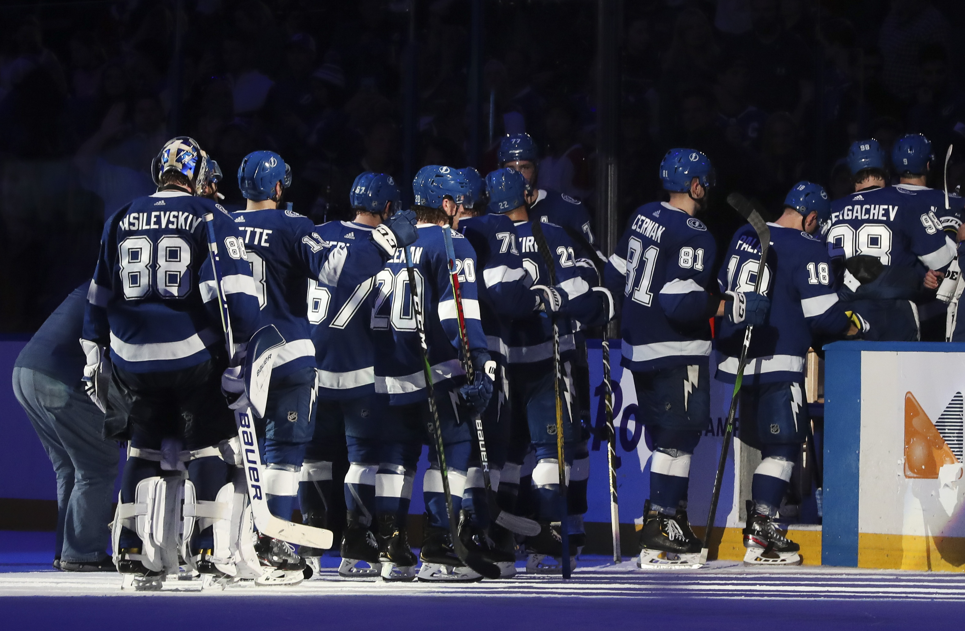 Lightning Reportedly One Of Two To Vote Against Nhl S 24 Team Playoff Format