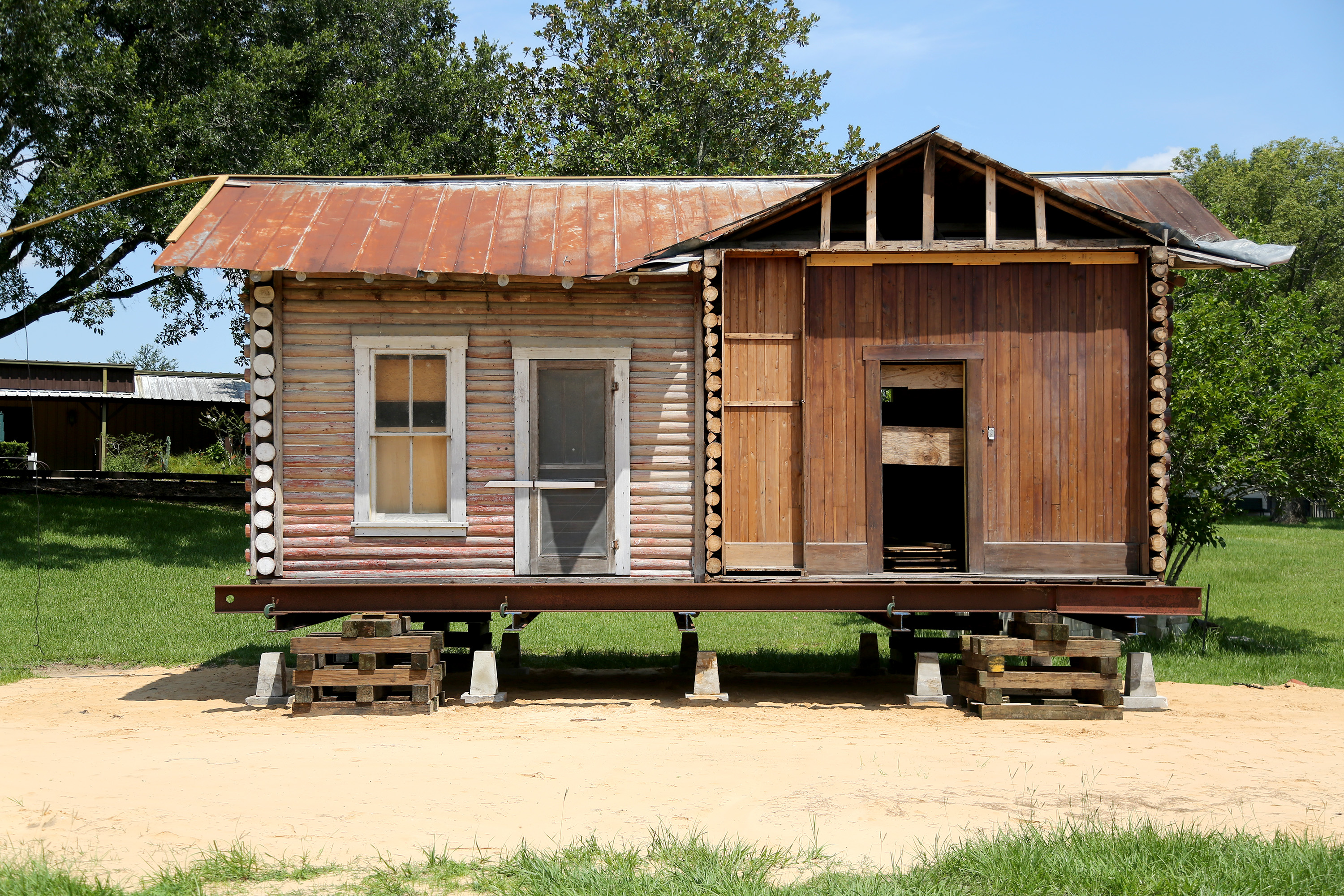 Century Old Log Cabin Built To Last Is Next Exhibit At Pioneer Florida Museum