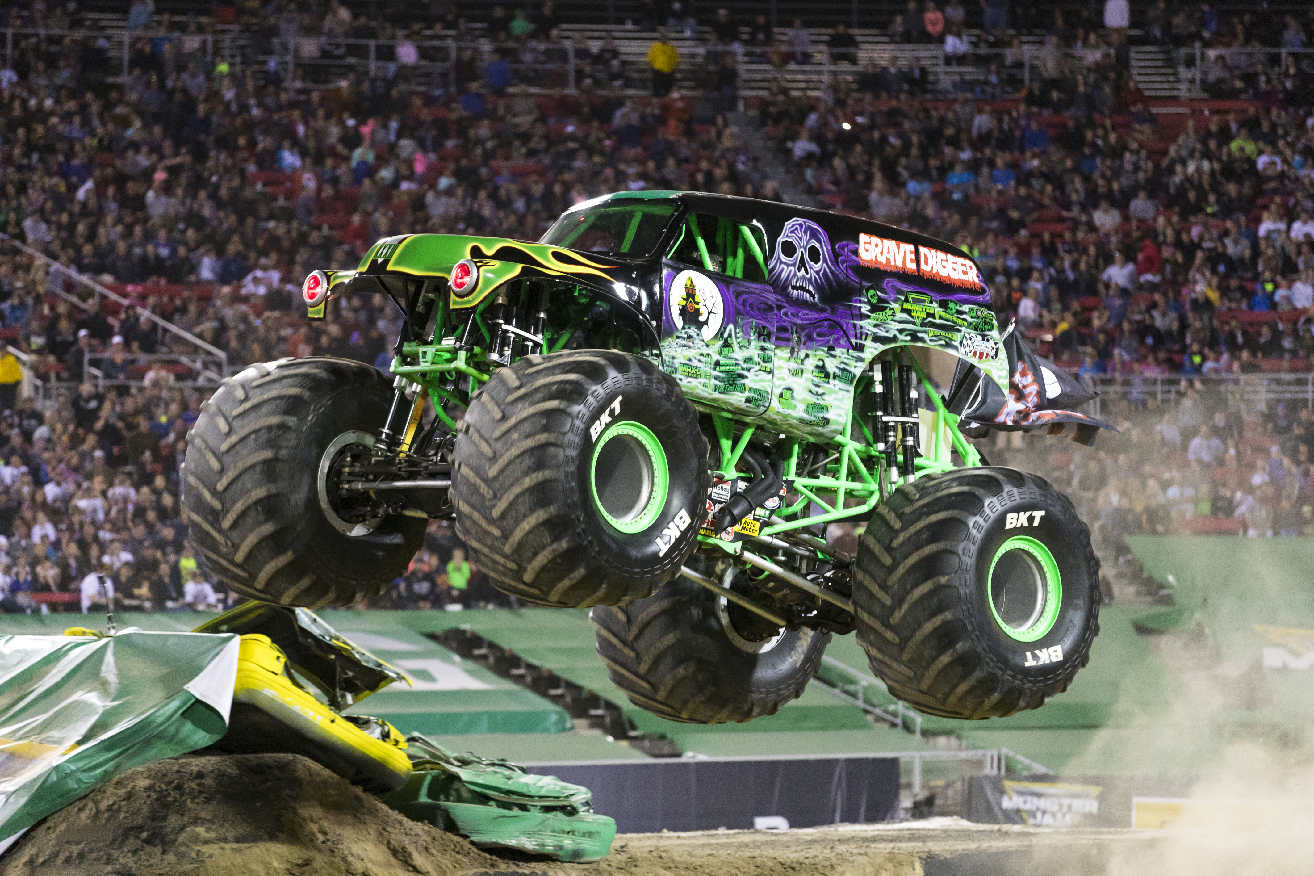 Feld Entertainment Plans Monster Jam Disney On Ice Arena Shows In Coming Weeks