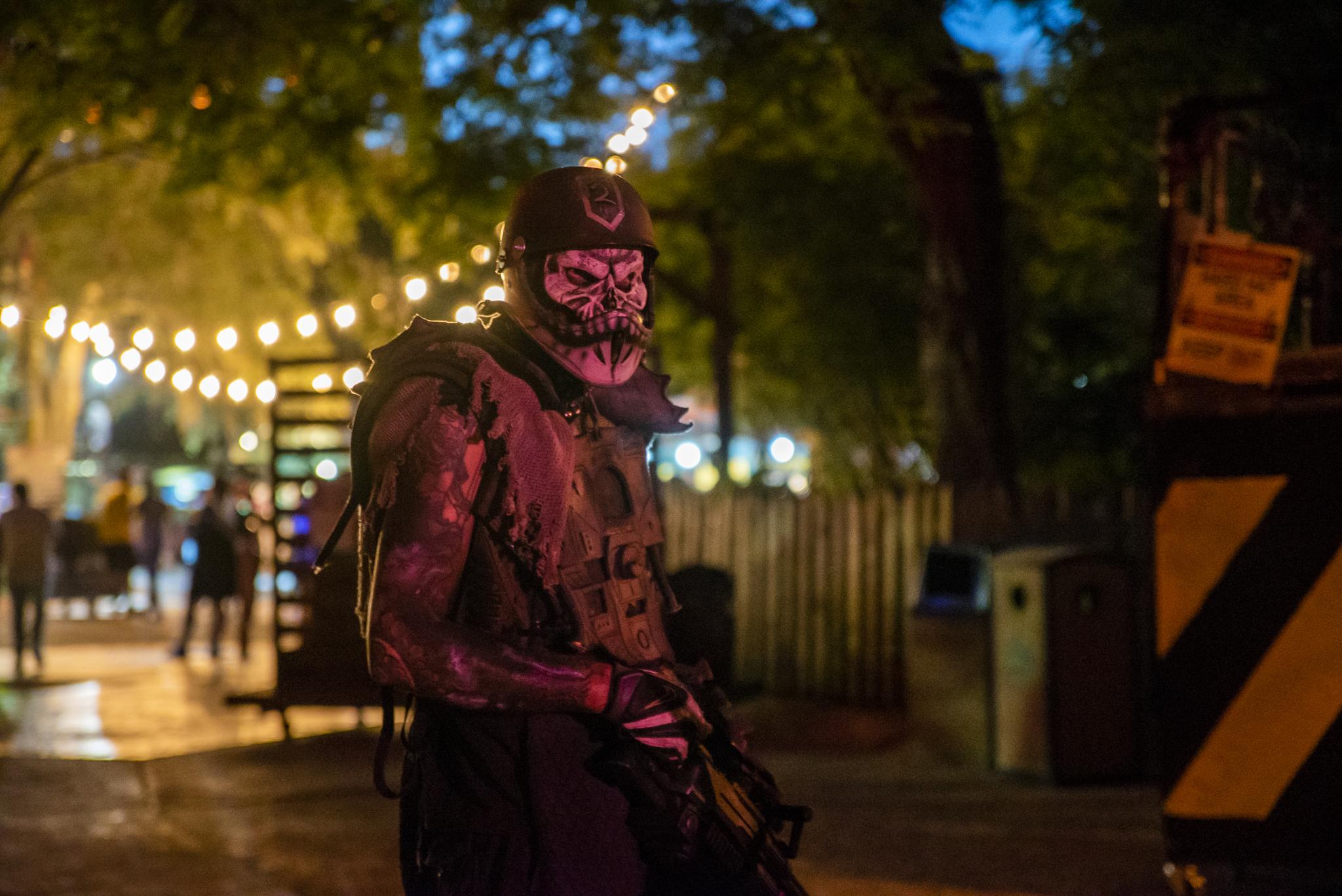 Bush Garden Halloween 2020 Busch Gardens will produce socially distant Howl O Scream