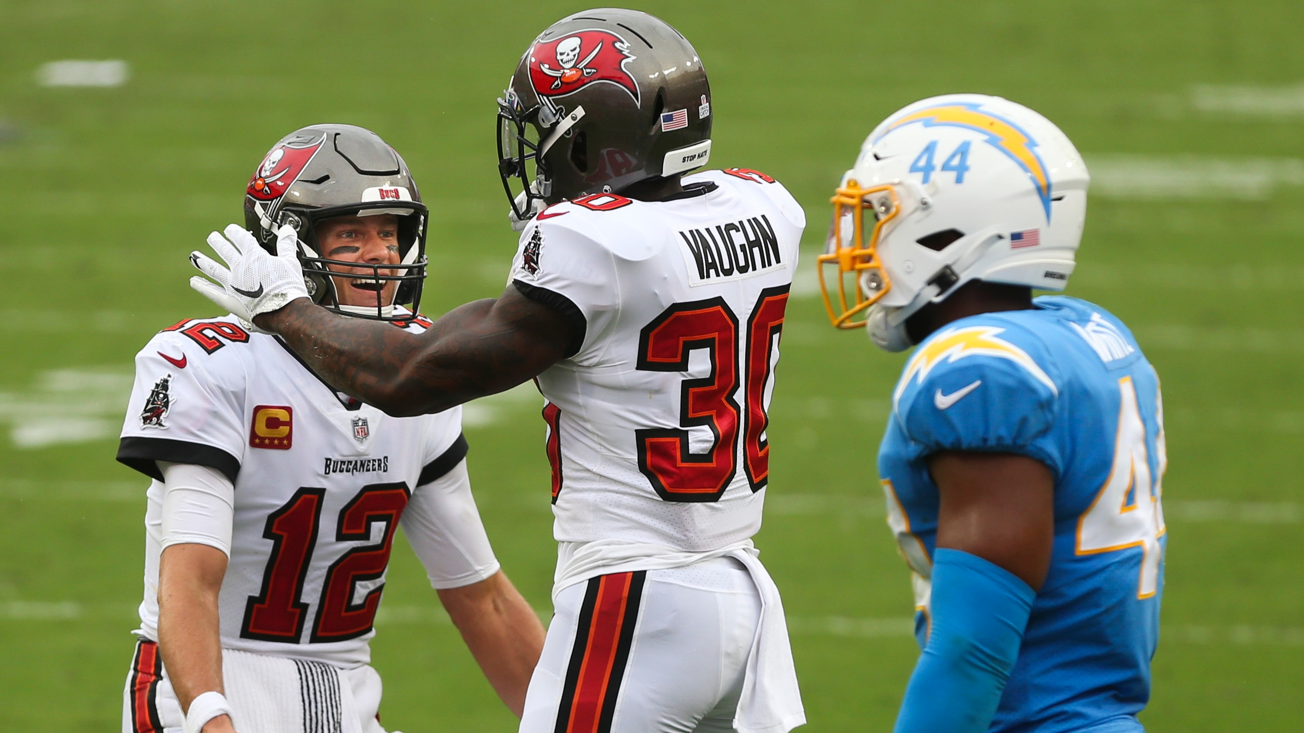 Patience pays off for Bucs rookie Ke'Shawn Vaughn