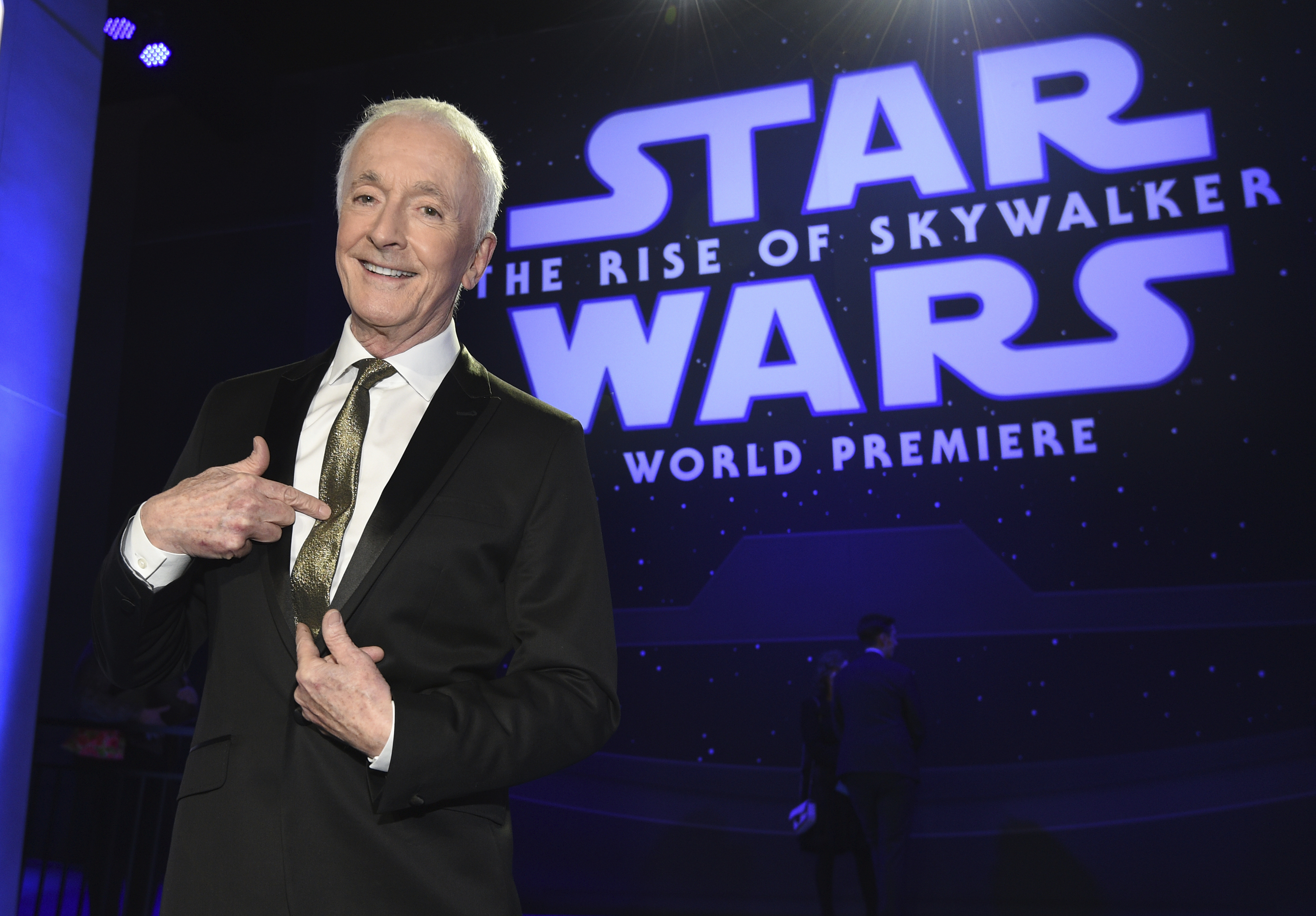 Anthony Daniels Struggled With Being Overlooked As C 3po In Star Wars