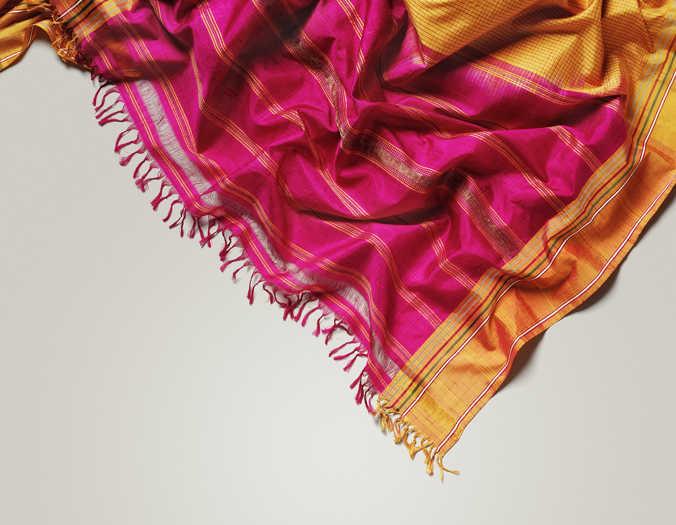 The Ringling Tells The History Of Indian Textiles