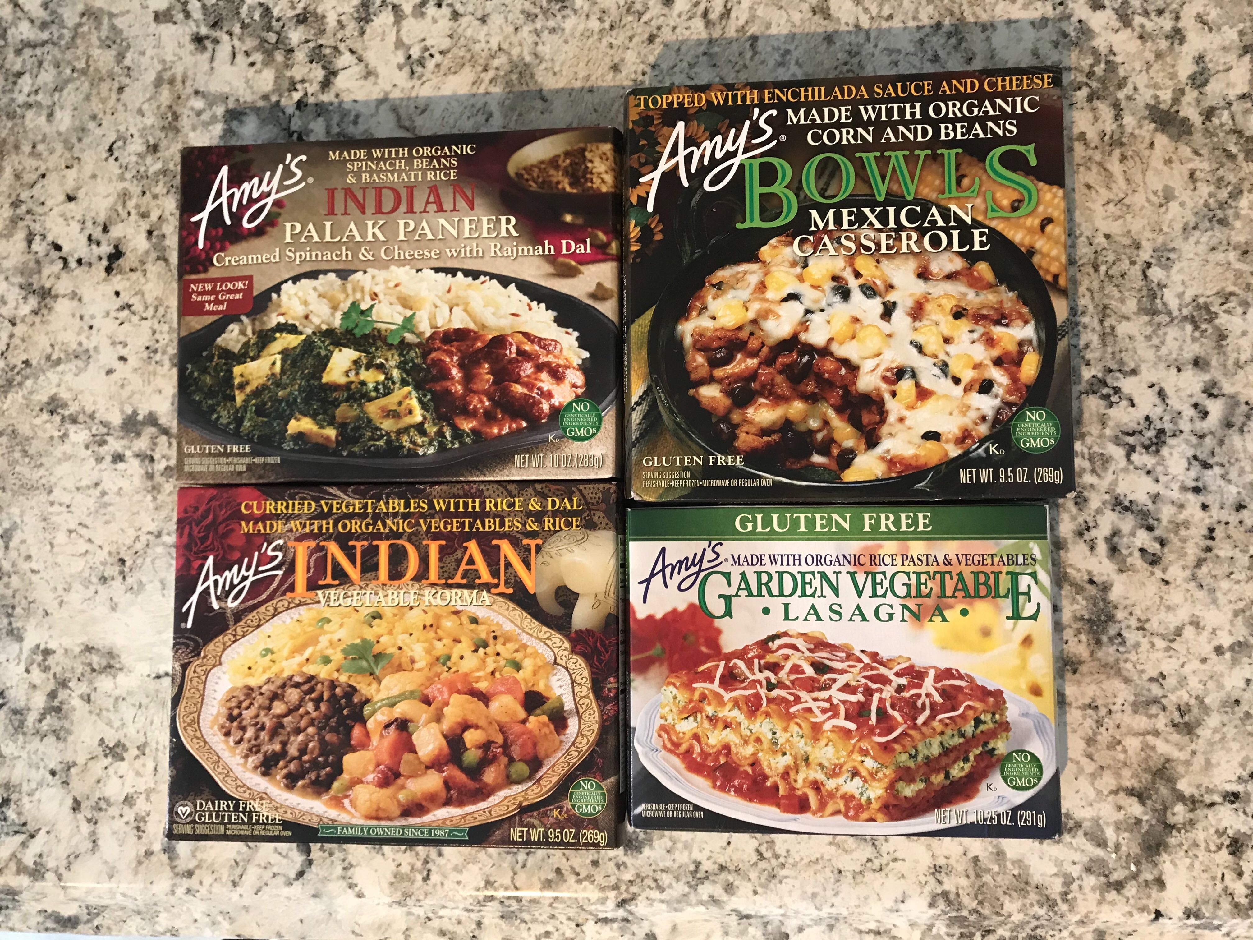 The 10 Best Amy S Microwave Entrees Ranked