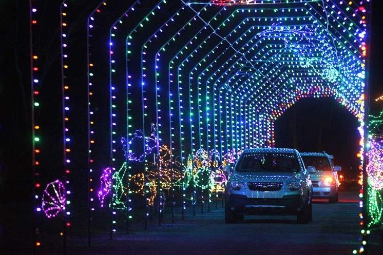 Christmas Lights Near Brandon Fl 2020 Nights of Shimmering Lights and Christmas Lane set to turn on the