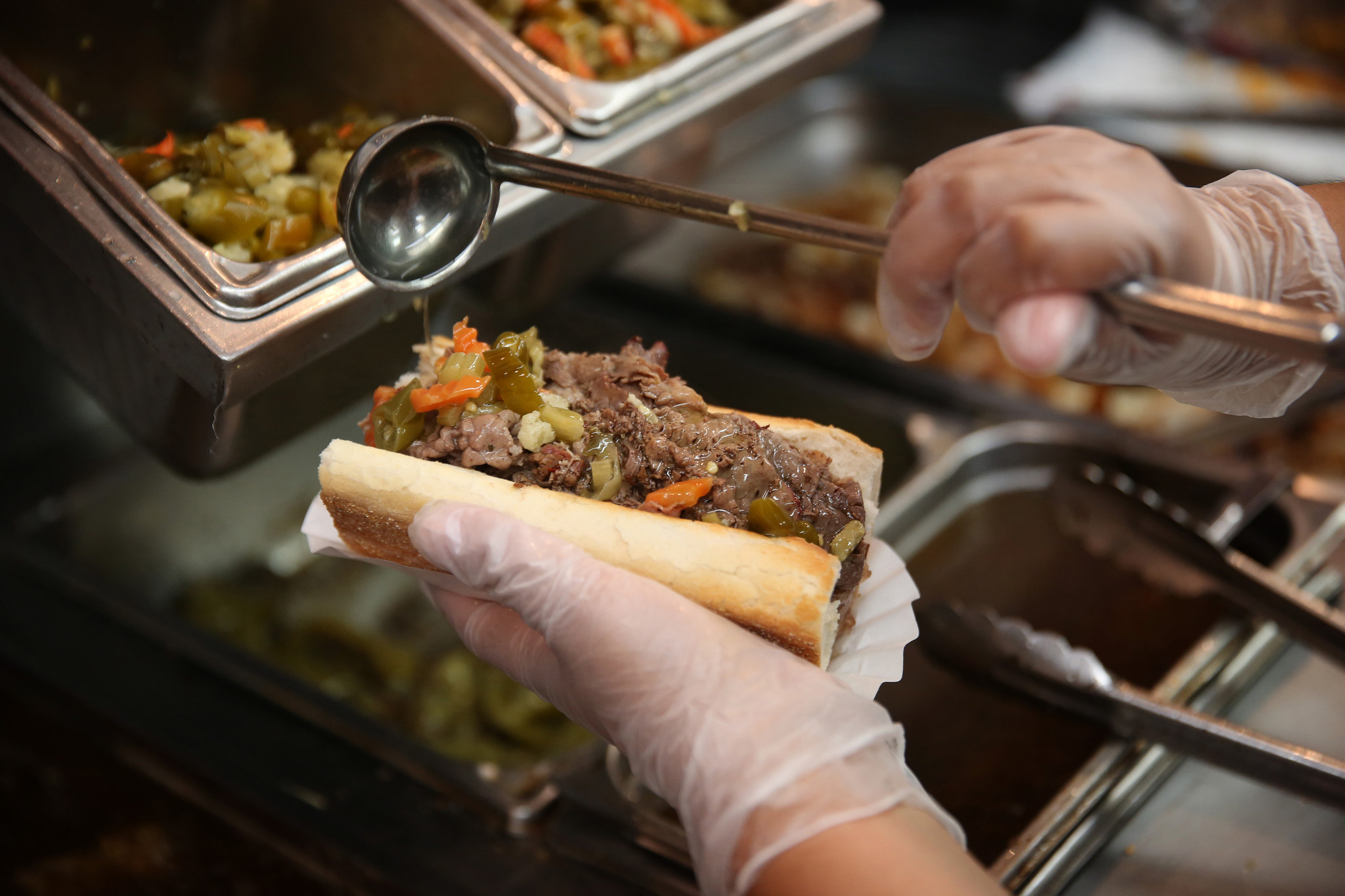 Hunting the best Italian beef in Chicago - Chicago Tribune